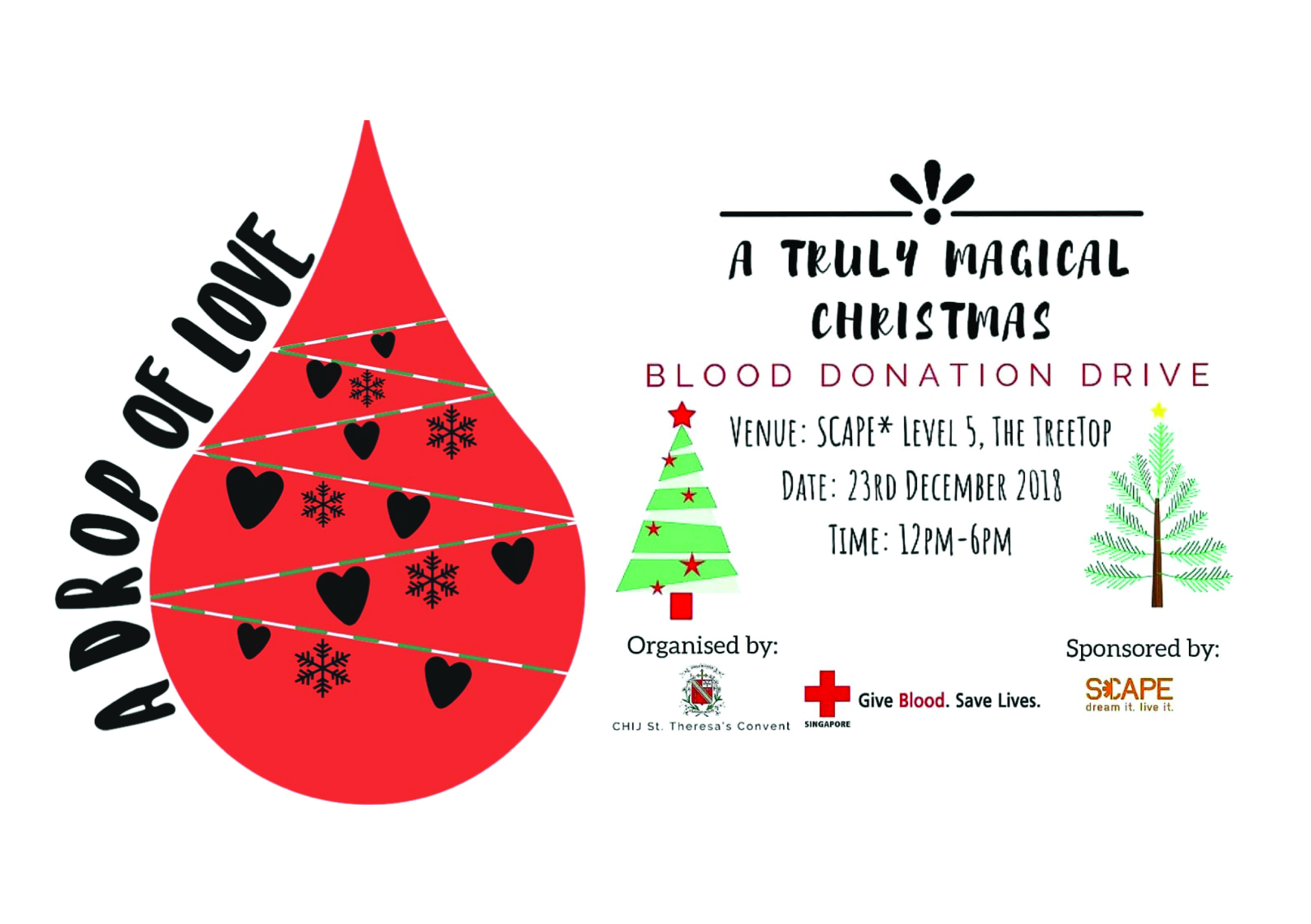 A Drop of Love - A truly Magical Christmas